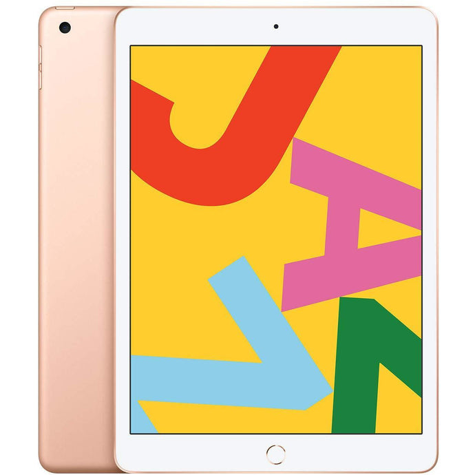 Apple iPad 10.2-inch, Wi-Fi, 128GB - Gold - Try Adventure Shop