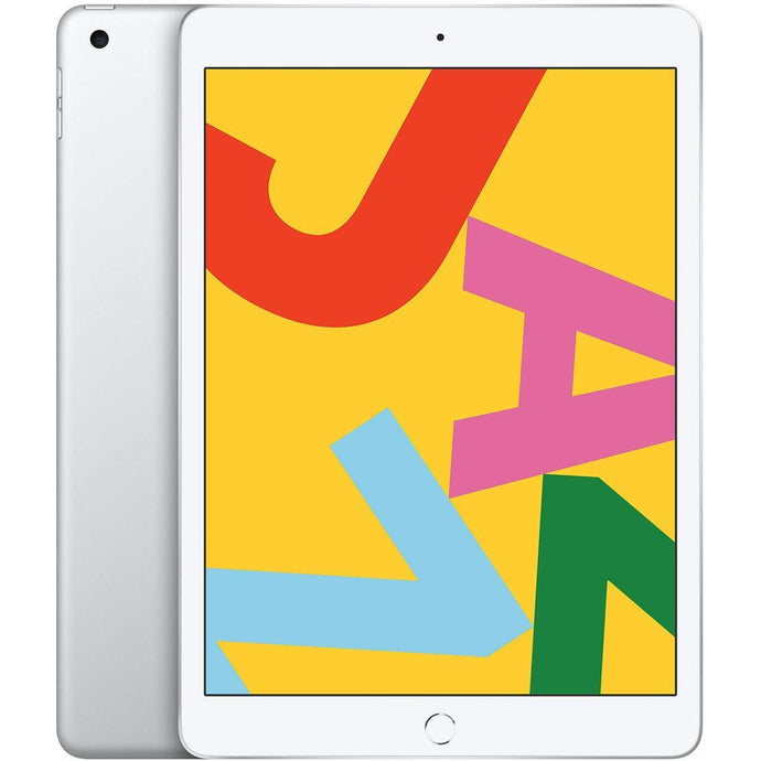Apple iPad 10.2-inch, Wi-Fi, 32GB - Silver - Try Adventure Shop