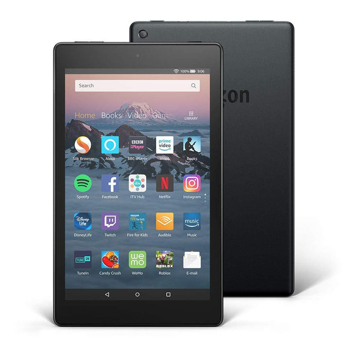 Fire HD 8 Tablet, 16 or 32 GB with Special Offers - Try Adventure Shop