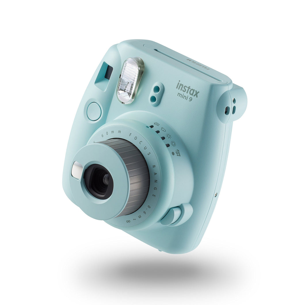 instax Mini 9 Camera with 10 Shots - Ice Blue - Try Adventure Shop