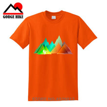 Load image into Gallery viewer, Colorful T-shirt Craving Wanderlust - Try Adventure Shop