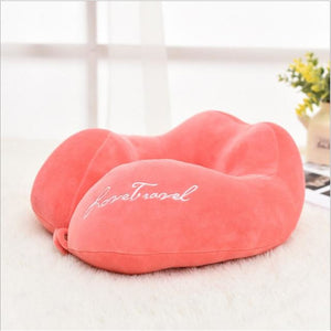 Travel Memory Foam Neck Pillow - Try Adventure Shop