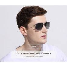 Load image into Gallery viewer, FONEX B Titanium Polarized Sunglasses - Try Adventure Shop