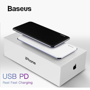 PD Fast Charging For iPhone 11 Pro Max Portable External Battery Powerbank Charger Pack - Try Adventure Shop