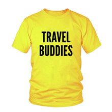 Load image into Gallery viewer, T-Shirt Roadtrip Vacation Couple Travel Buddies - Try Adventure Shop