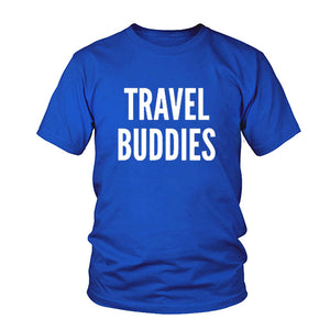 T-Shirt Roadtrip Vacation Couple Travel Buddies - Try Adventure Shop