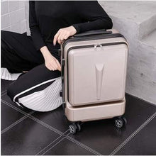 "Load image into Gallery viewer, Travel Suitcase Can board front computer bag High quality business 20""  24""Rolling - Try Adventure Shop"
