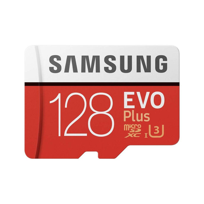 Samsung 128 GB Micro SD with Adapter - Try Adventure Shop