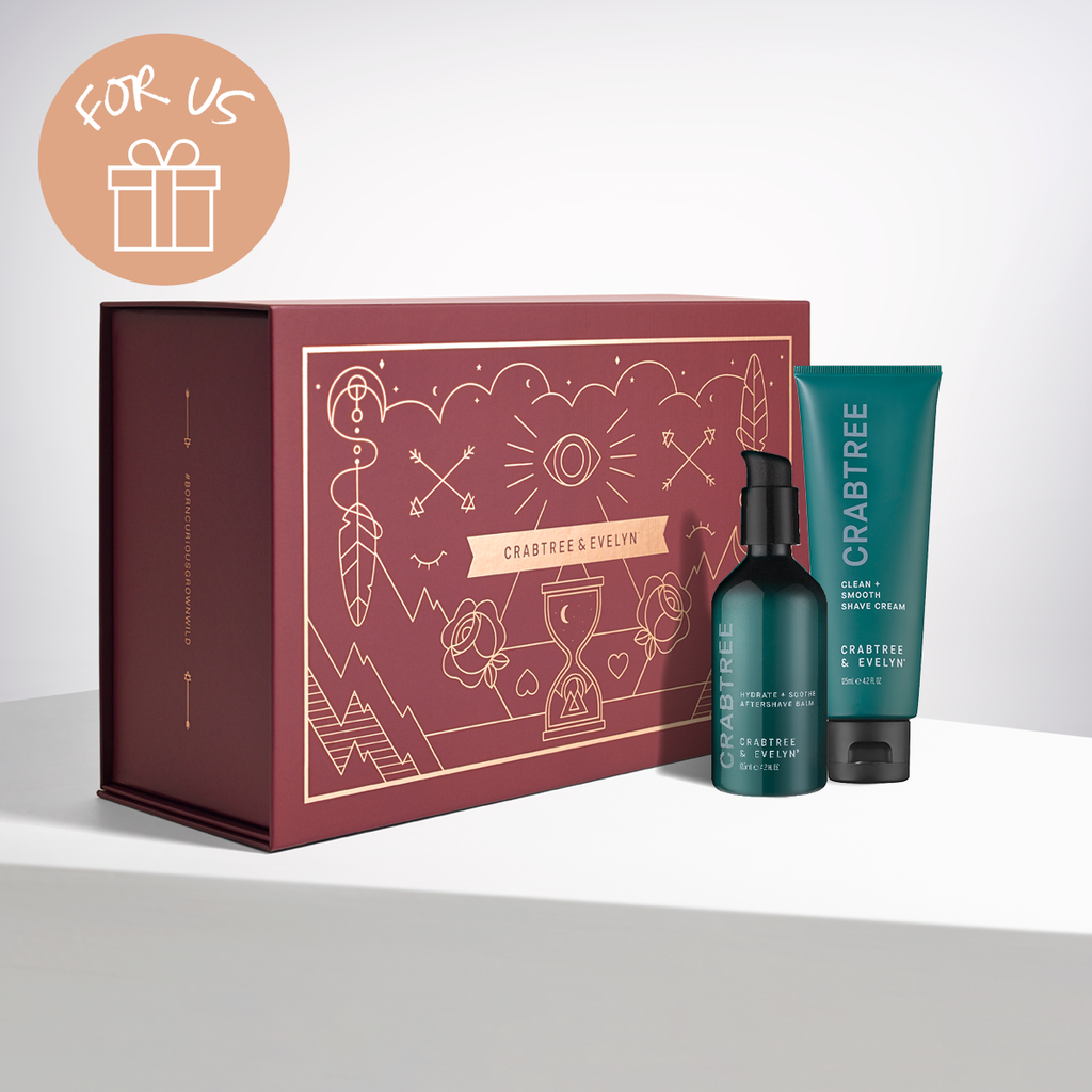 OUR Crabtree Smooth Shave Set
