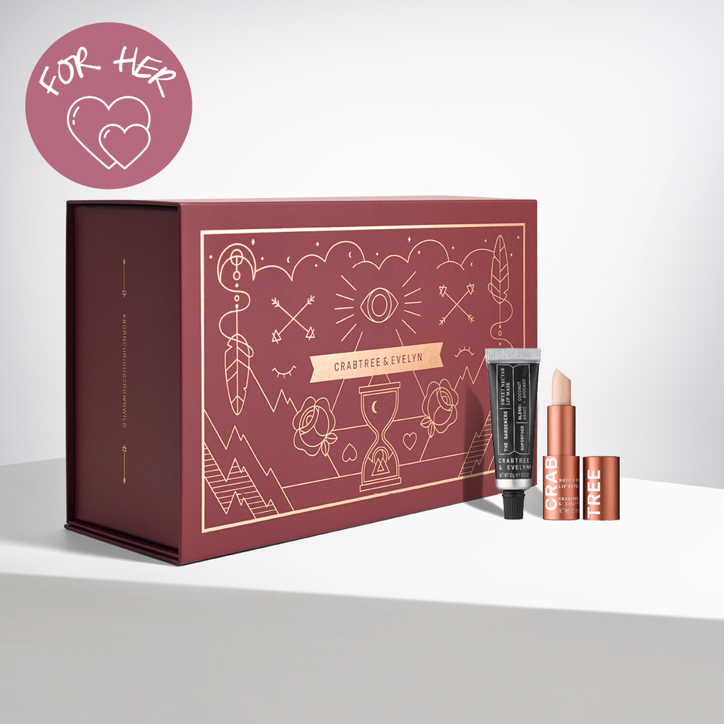 HER 2-Steps Lips Ritual Set