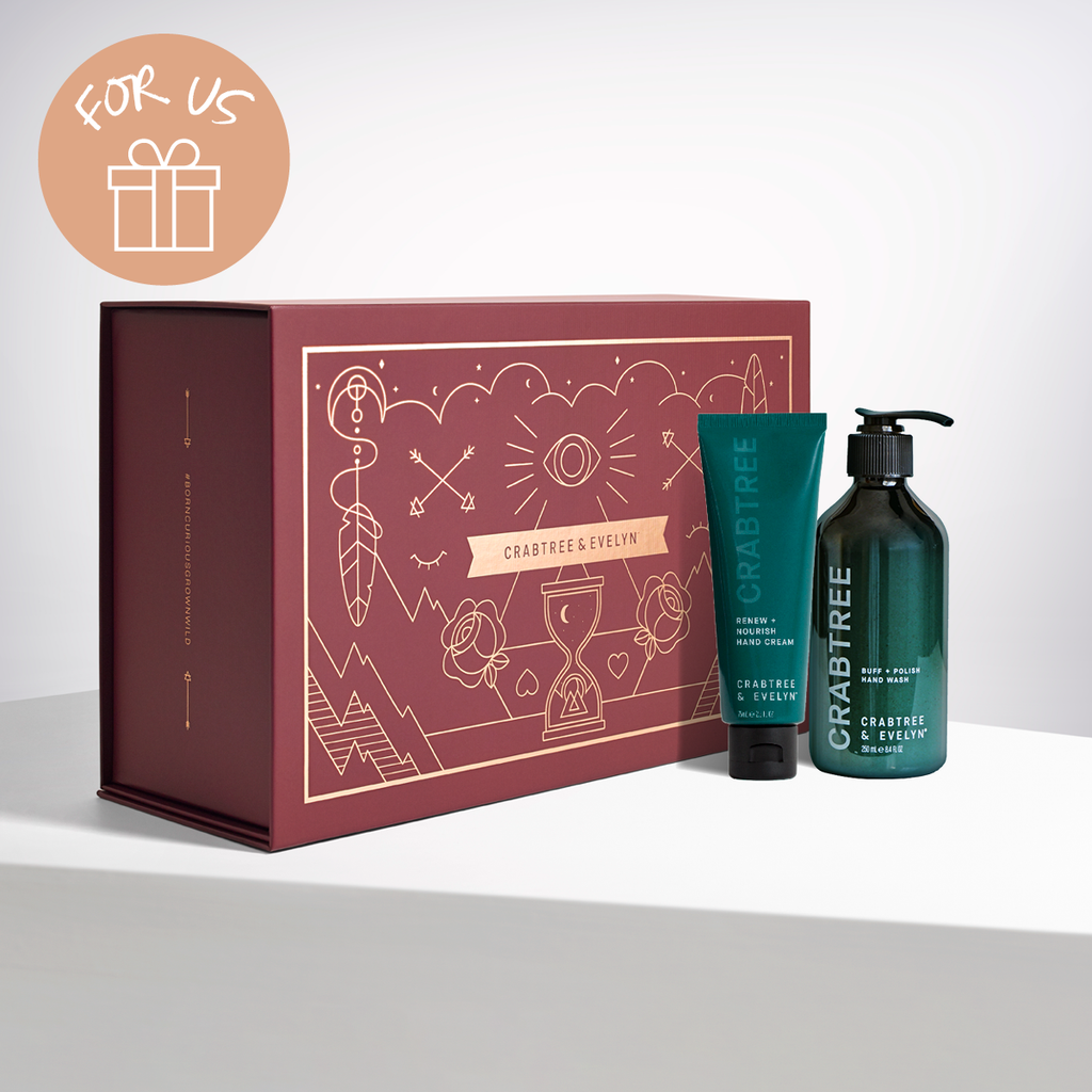 OUR Crabtree Cleanse and Nourish Hands Set