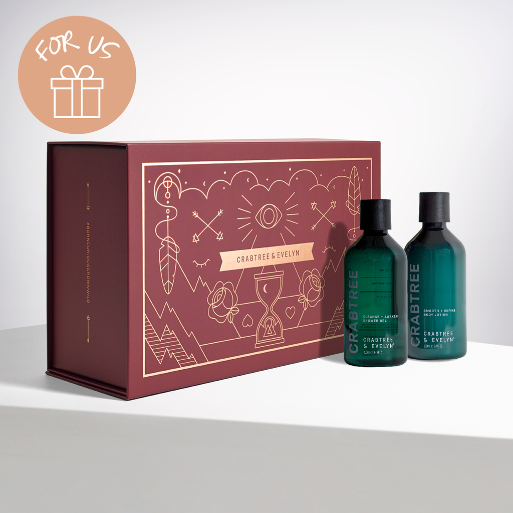 OUR Crabtree Garden Escape Set