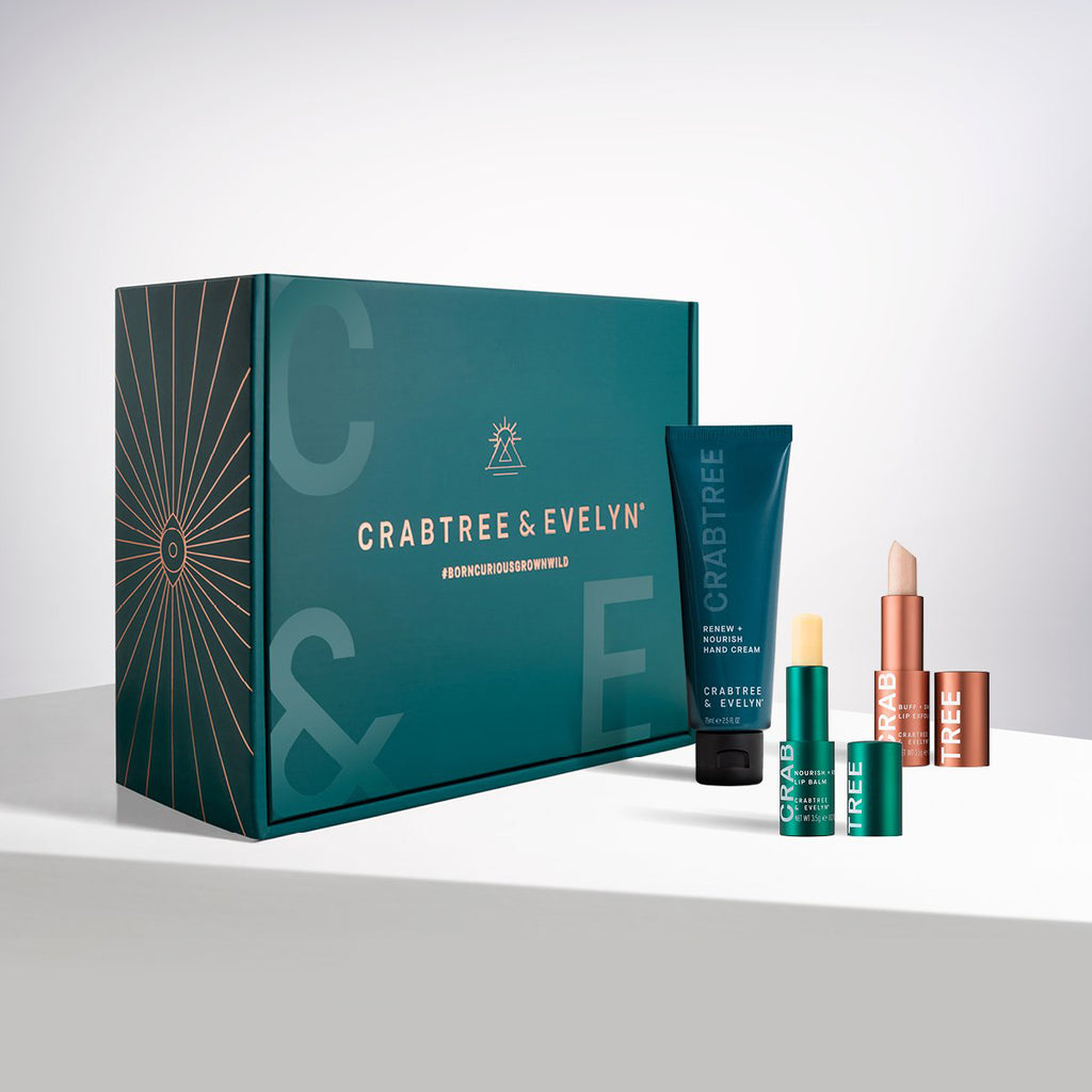 Crabtree Lip-Hand Hydration Kit