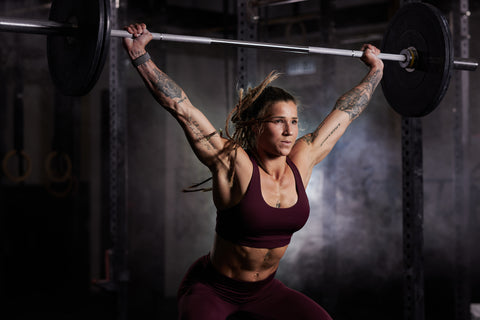 Wear without care. The Earned Athletic Keeping It Real Collection by Tammi Robinson