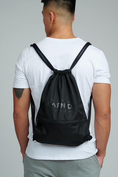 EARNED DRAWSTRING BAG