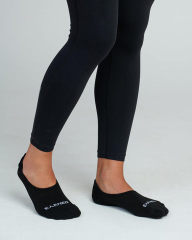 Earned Athletic Invisible Socks - Activewear Athleisure Casual Accessory