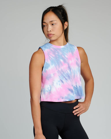 Earned Movement Tank - Activewear Athleisure