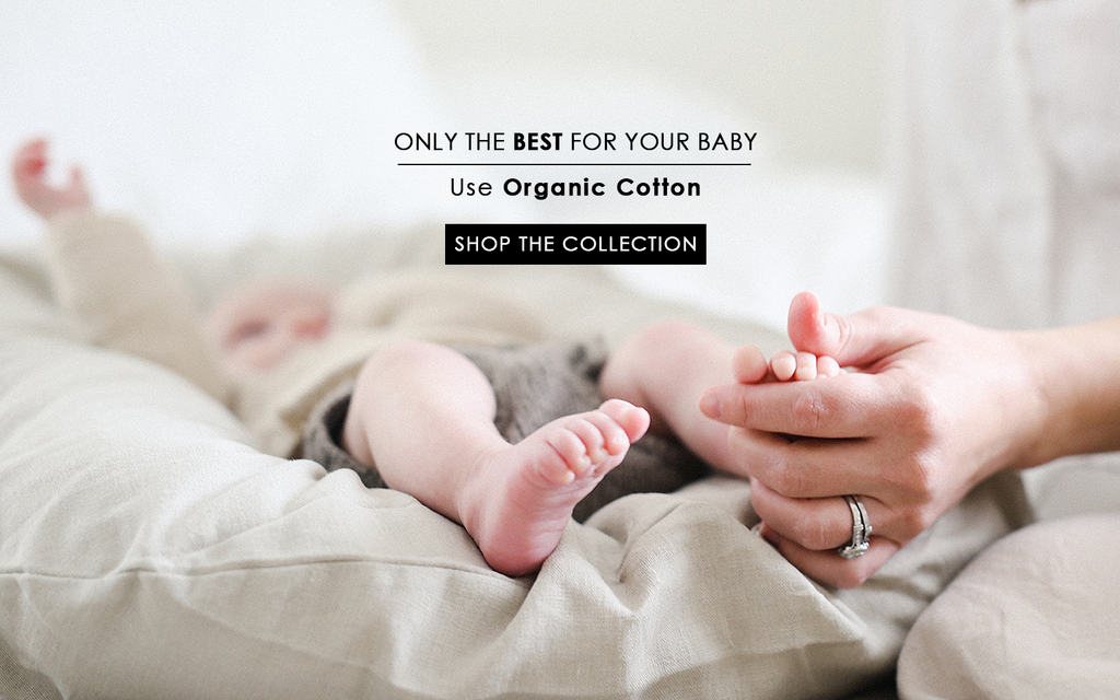 organic cotton for baby