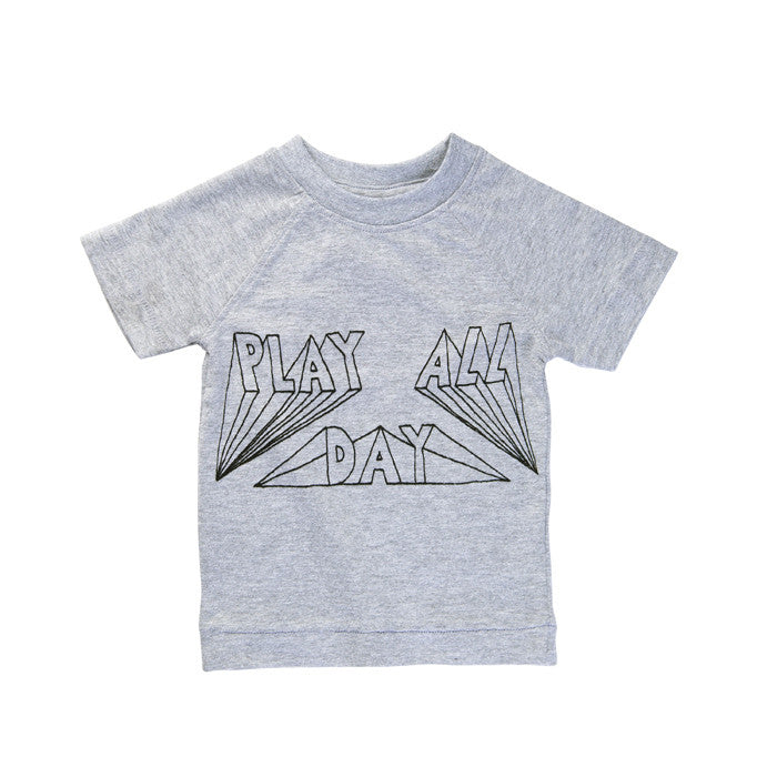 Play All Day Short Sleeve Tee
