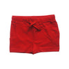Red Basic Shorts