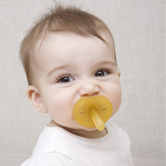 Natursutten Original Orthodontic 100/% natural baby /& infant pacifier