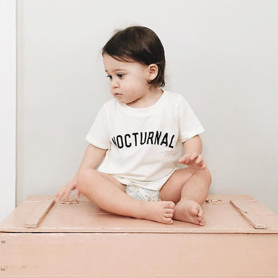 Nocturnal Short Sleeve Tee
