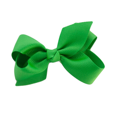 Otto Green Kids Bow Hair Clip