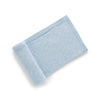 Essentials Blanket in Pale Blue Melange