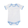 Essential Blue Short Sleeve Bodysuit