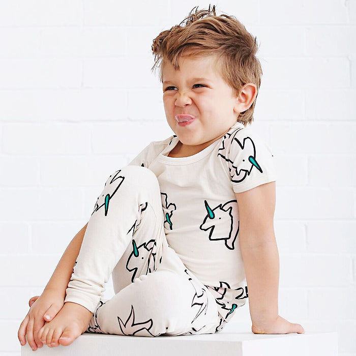 anarkid unicorn leggings baby kids