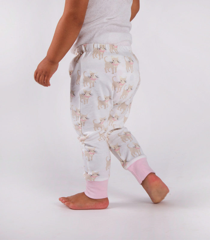 El Gato Kitty Organic Pants