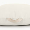 gathre mini floor cushion blanc