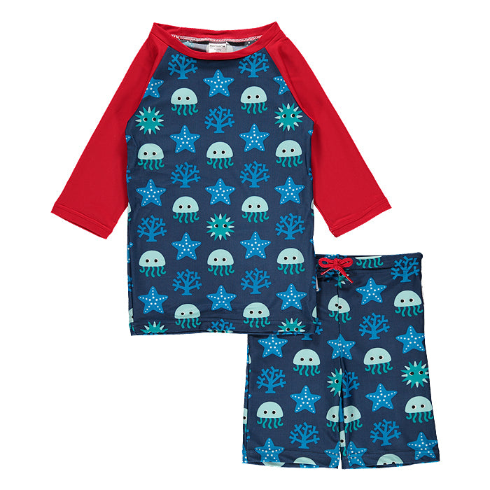 maxomorra kids swimwear swimming