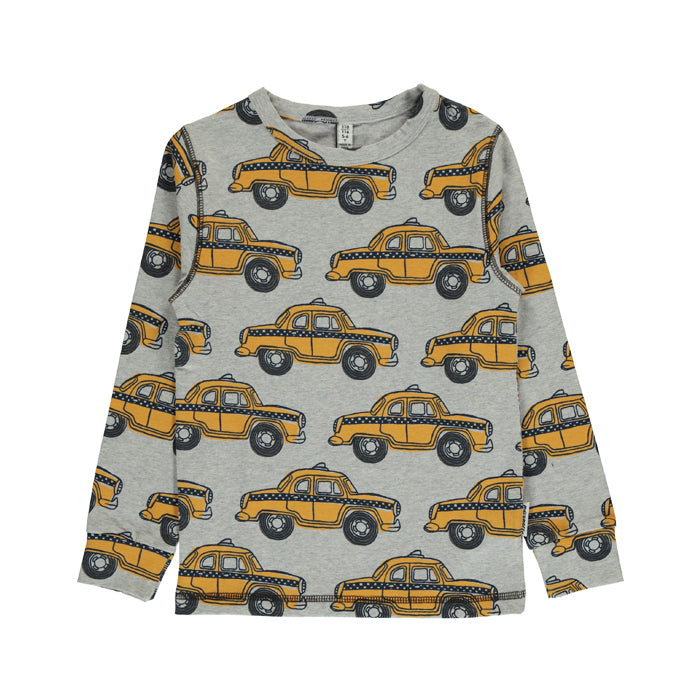 Taxi Organic Kids Long Sleeve Top