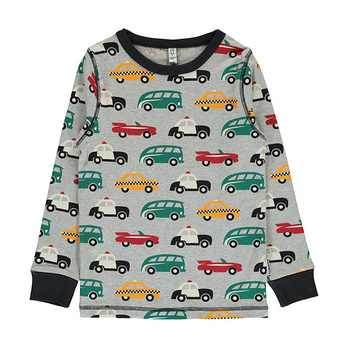 Traffic Organic Kids Long Sleeve Top