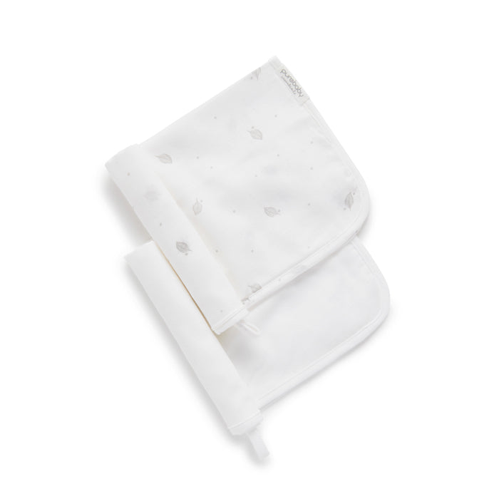 purebaby muslin facewasher baby wash cloth baby bath time