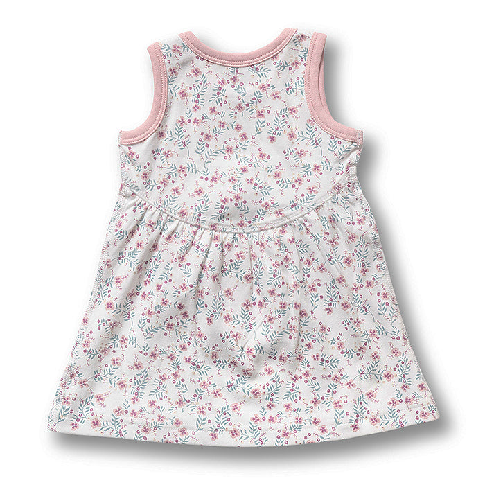 Full Bloom Organic Cotton Dress