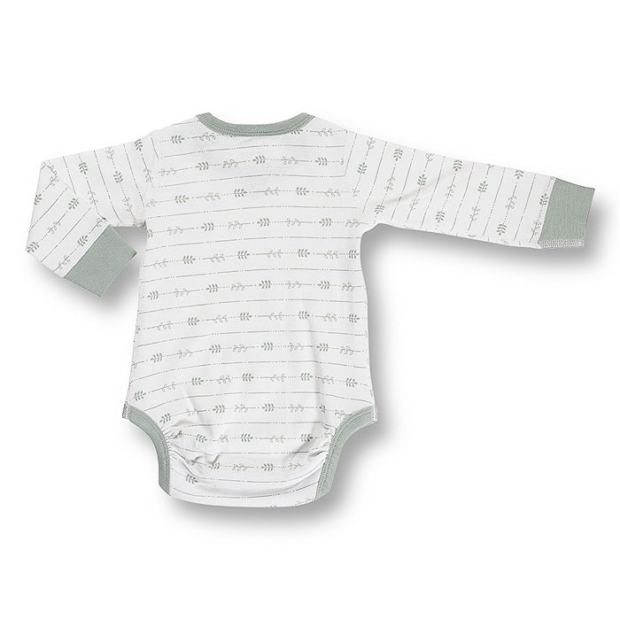 Leaf Organic Long Sleeve Bodysuit