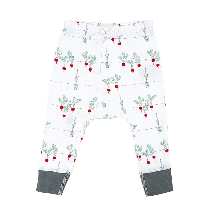 sapling baby organic cotton clothes radish pants