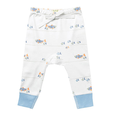 sapling water baby organic cotton pants for baby