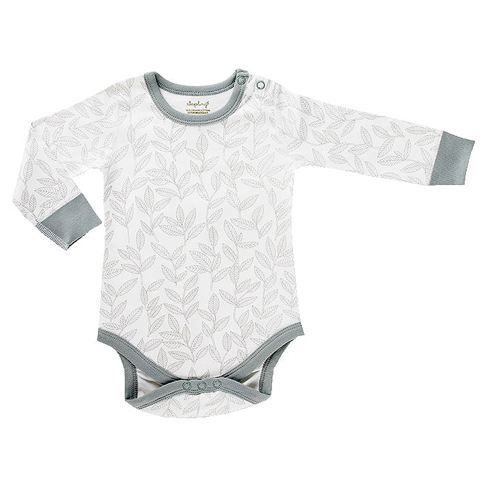 Laurel Leaf Long Sleeve Bodysuit