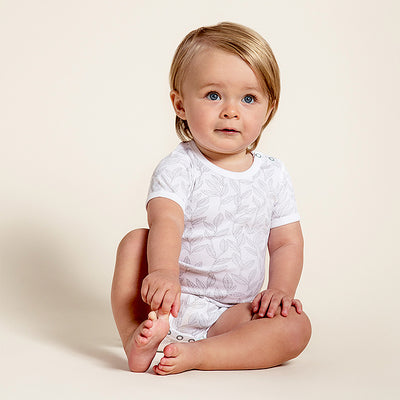 Laurel Leaf Short Sleeve Bodysuit
