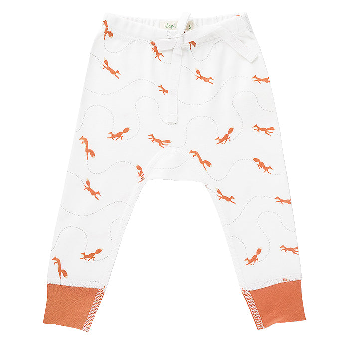 Signore Fox Organic Cotton Pants