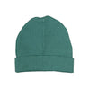 sapling organic cotton clothes for baby spruce green waffle hat
