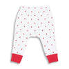 sapling organic cotton clothes for baby apple pants