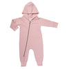 Sugar Plum Organic Winter Zipsuit