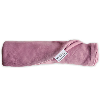 snuggle me organic bloom pink baby lounger cover