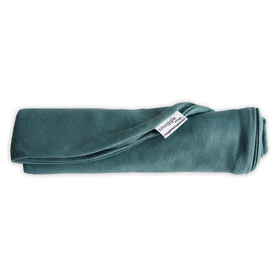 snuggle me organic moss green baby lounger cover