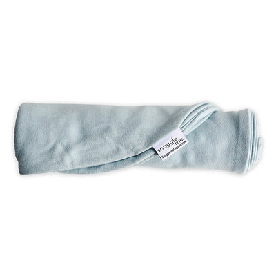 snuggle me organic sky blue cover baby lounger