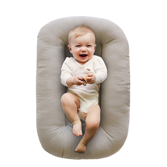 snuggle me organic lounger baby bare lounger birch